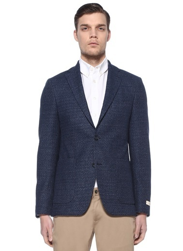 Beymen Collection Ceket İndigo